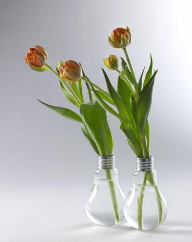 Light Bulb Vase - Designed by Uwe Hecker