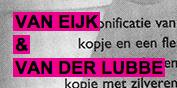 Niels van Eijk and Miriam van der Lubbe